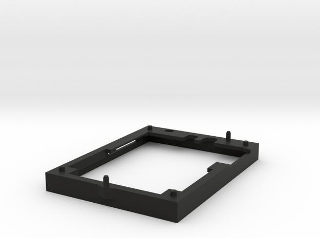 TFT Frame for TX09D70VM1CDA 3d printed
