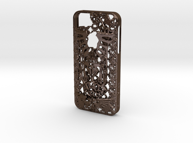 Kraai iPhone 5 Cover 3d printed