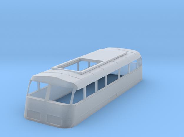 TD4 & 5 upper deck Blackpool Corporation 3d printed