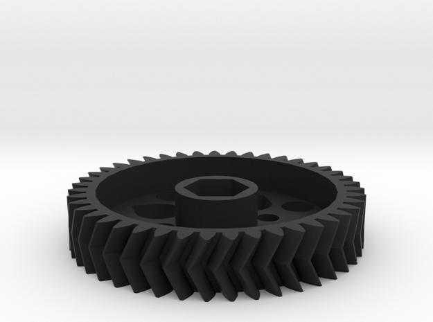Printrbot E Lg gear 3d printed
