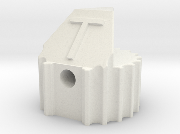 tone knob in White Strong & Flexible