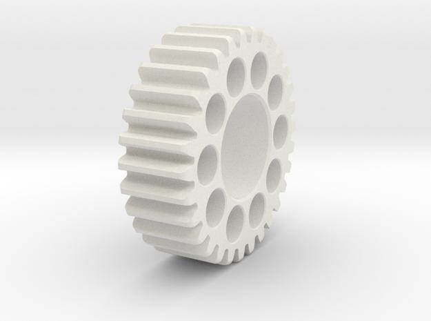Emco V10 tumber gear 3d printed