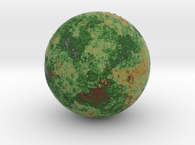 Planet 03 in Full Color Sandstone