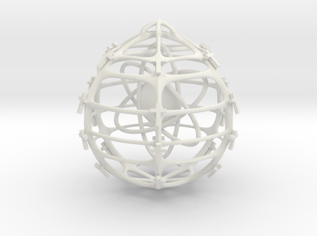 Trapped Reasoning in White Natural Versatile Plastic