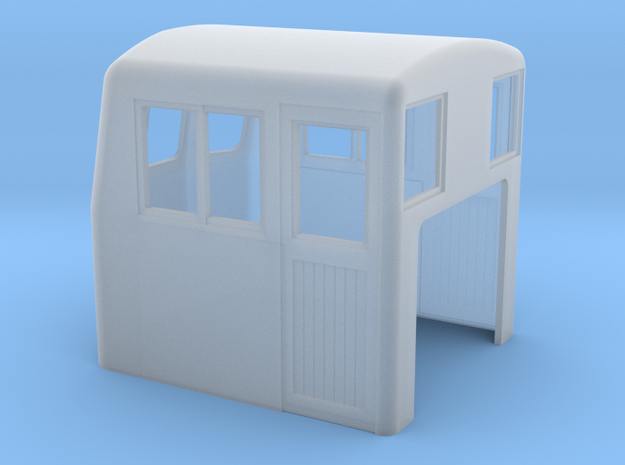 On30 Modern end cab side entry 3d printed