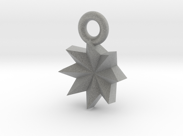 Origami Inspired: Star 3d printed