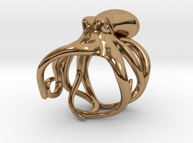 Octopus Ring 18mm