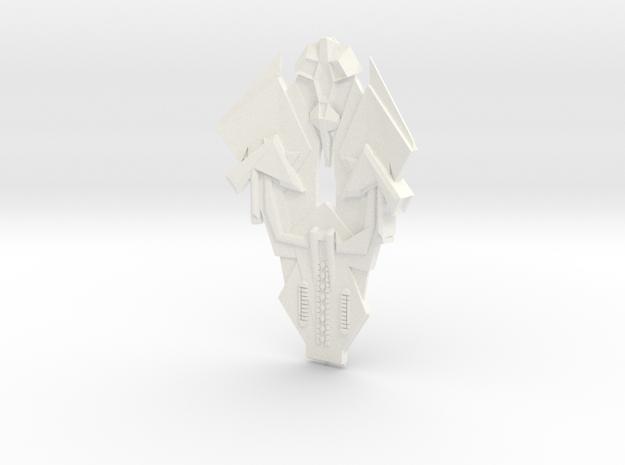 Cardassian Terokeen Class Viper Ship 3d printed