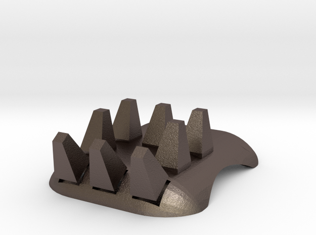 Basic Luge Spike (only one) 3d printed