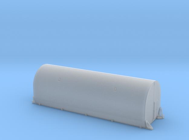 N scale 1/160 NASA SRB Flatcar Cover (1-piece) 3d printed