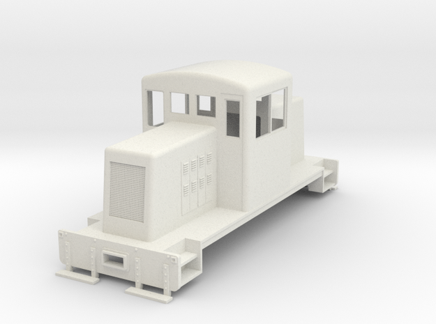 1:35n2 switcher conversion body3 in White Strong & Flexible