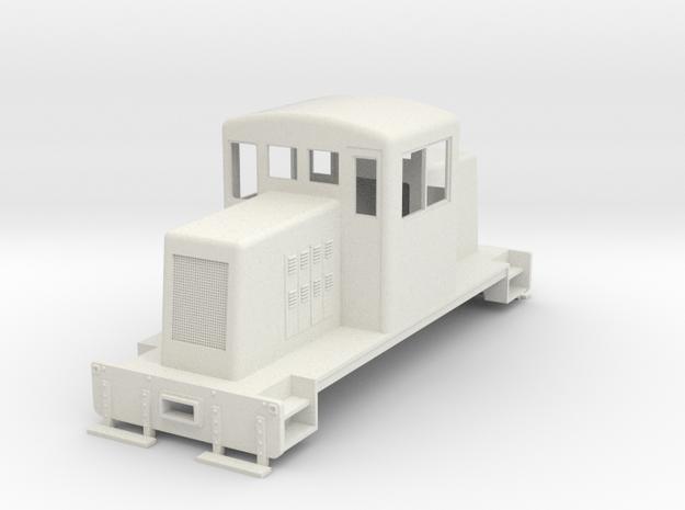1:35n2 switcher conversion body3 in White Natural Versatile Plastic