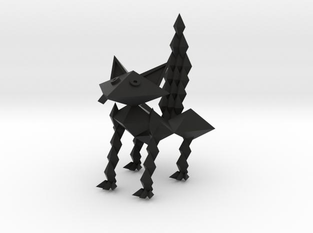 Fox Figurine by Ruben Aguilar 3d printed