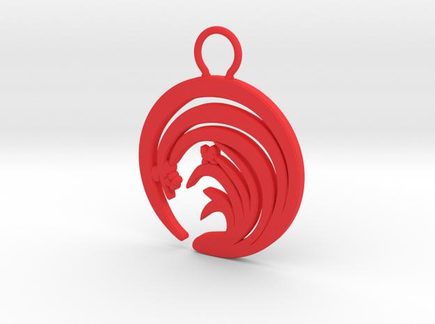 """Suisen"" Japanese single ornament 3d printed"