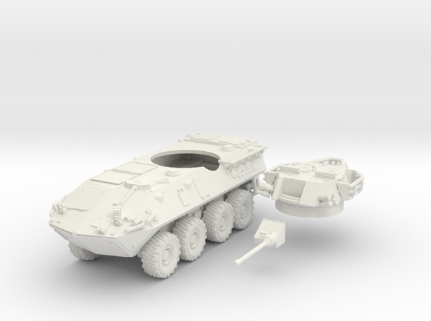 ASLAV-25 TYPE 1(HO/1:87 Scale) 3d printed