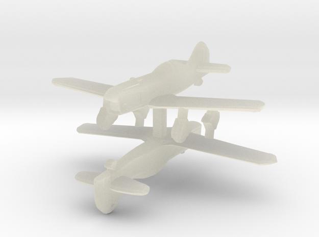 1/300 Latvian VEF Irbitis I16 Fighter 3d printed
