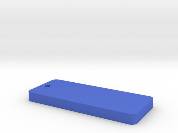 7XL Keychain 3d printed