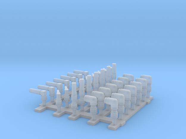 1/35 connectors part 4 3d printed