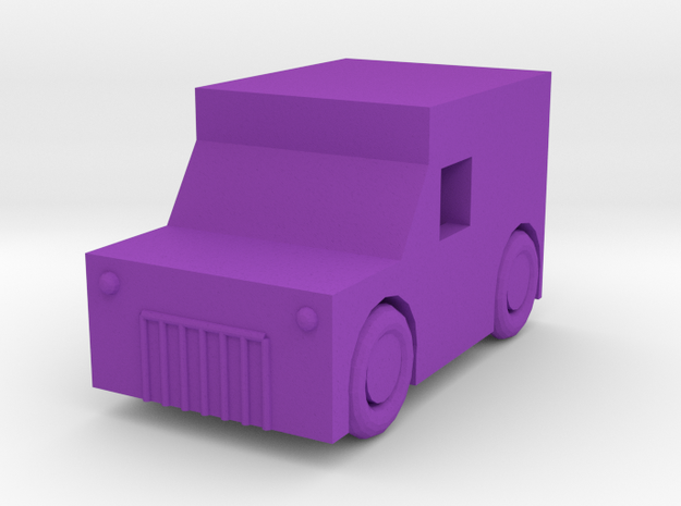 A simple wagon 3d printed