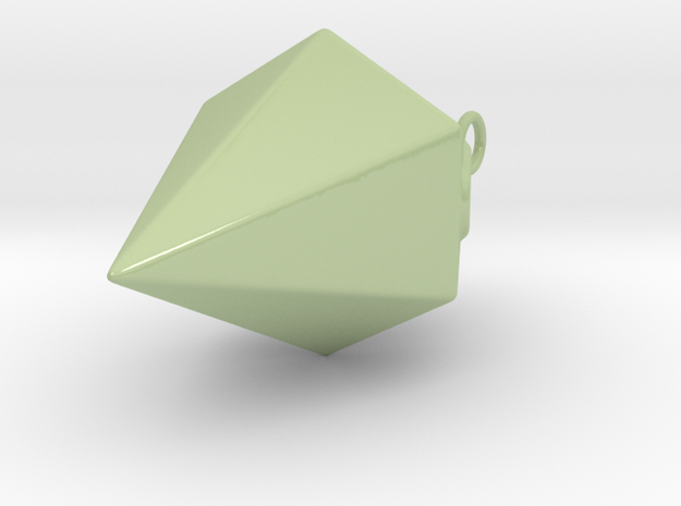 The Sims PlumbBob Ornament 3d printed