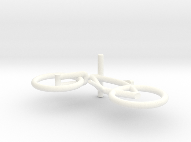 Minibike Bike Bycicle Mini 3d printed
