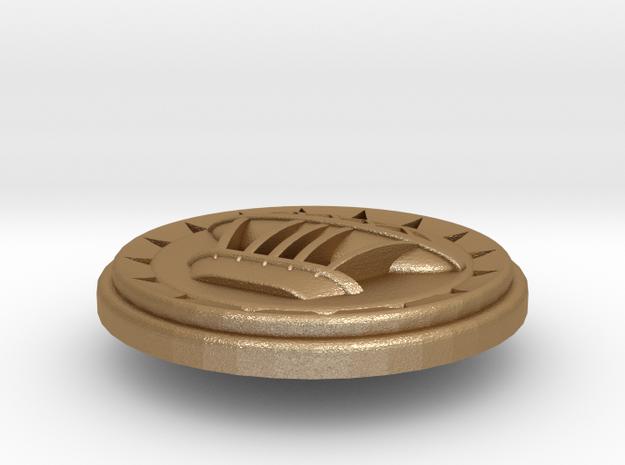 BlakOpal Airship Button 3d printed