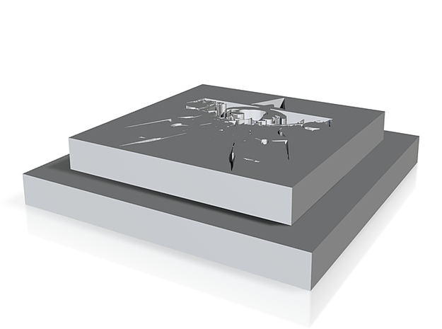 TerranUptheNight 3d printed