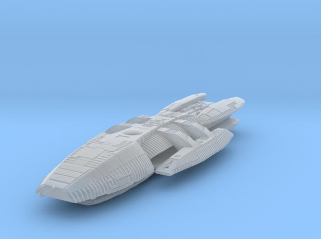 BSG Galactica  V2.0 in Smooth Fine Detail Plastic