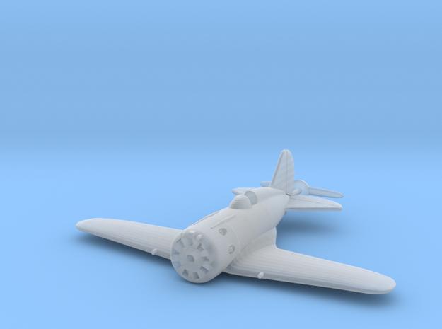 1/144 Polikarpov I-16 3d printed