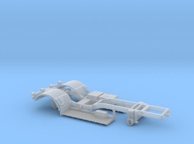 0010-Fahrgestell für TLF Hambach 3d printed