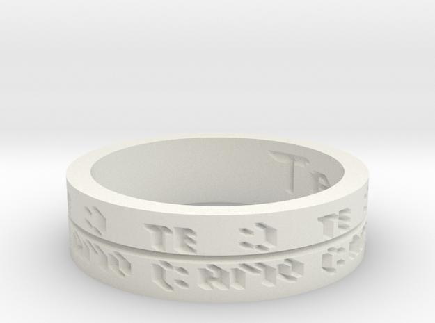 by kelecrea, engraved: Te Amo 3d printed