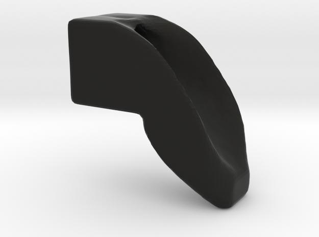 three quarter scale smooth dogleg 3d printed
