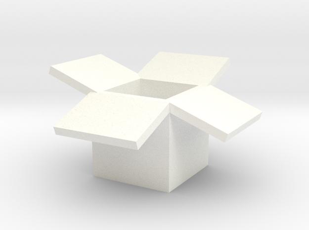 Dropbox 1cm 3d printed