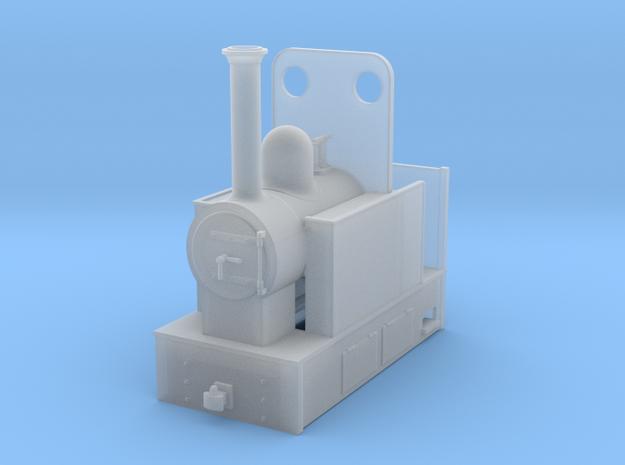 O9 estate loco complete 3d printed