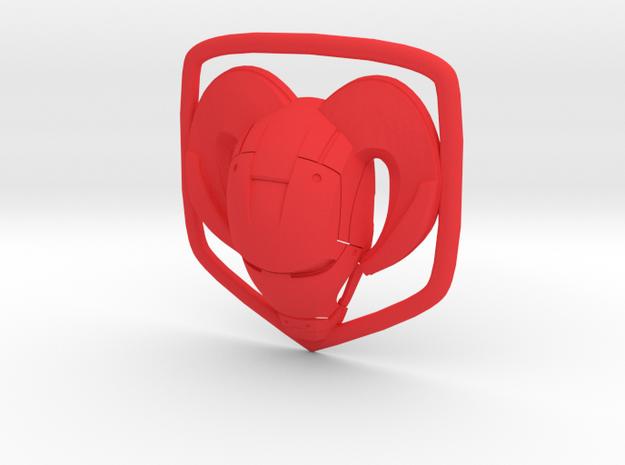 IronRam1.1 3d printed