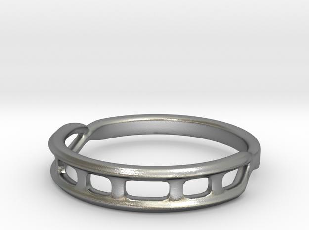 Biota Ring 3d printed