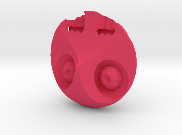 OopsOvalOwlBigClawsImprooved 3d printed