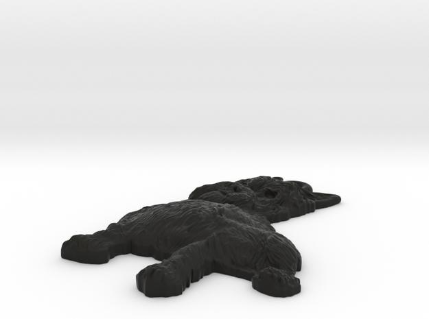 Cairn Terrier Keyfob 3d printed