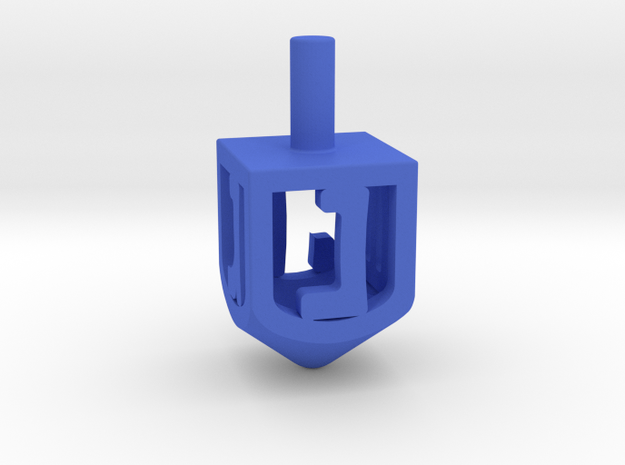 Dreidel (small version) 3d printed
