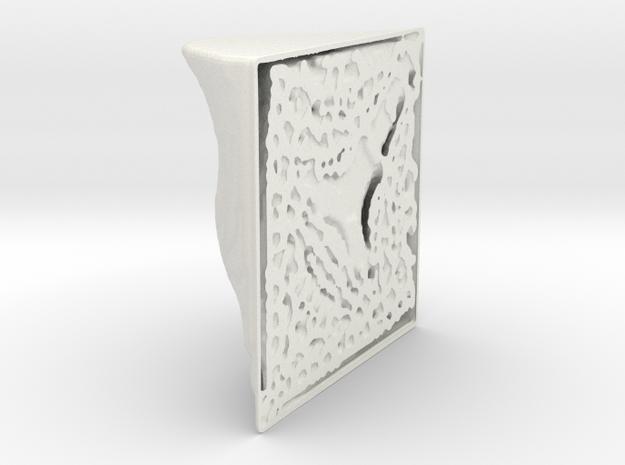 Panel-80-80-14-skin in White Natural Versatile Plastic