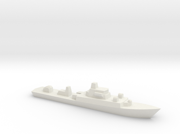 Project 133 1/3000 3d printed