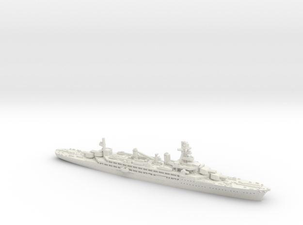 1/1800 MN CL Jeanne D'Arc [1935] in White Strong & Flexible