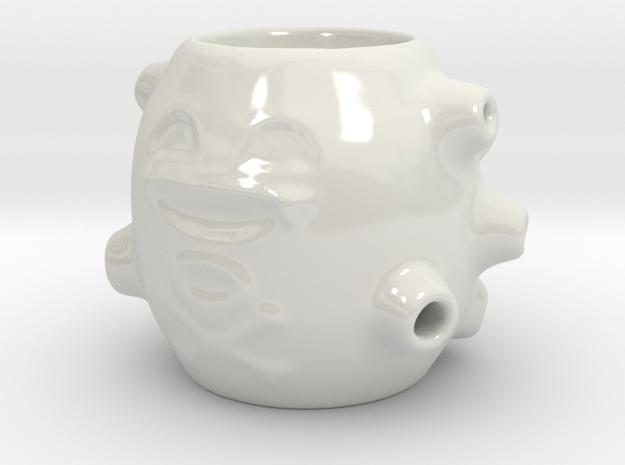 Koffing Mug 3d printed