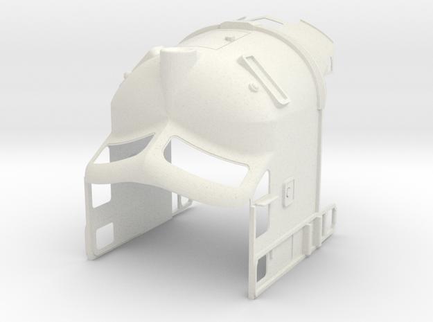 1-12 EMD Locomotive BullDog Nose 3d printed