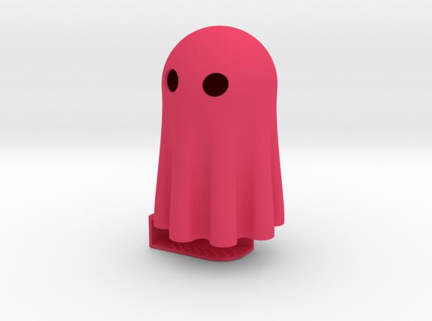 Lightclip: Ghost, iPhone 5/5s 3d printed