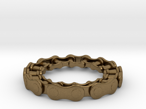 RS CHAIN RING SIZE 8 3d printed