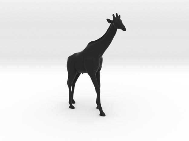 Giraffe 1:22 Standing Male 3d printed