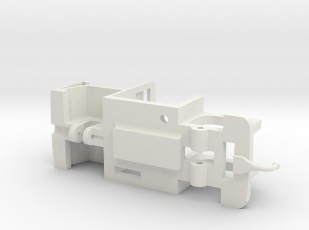DAF A10 Floor V2 3d printed