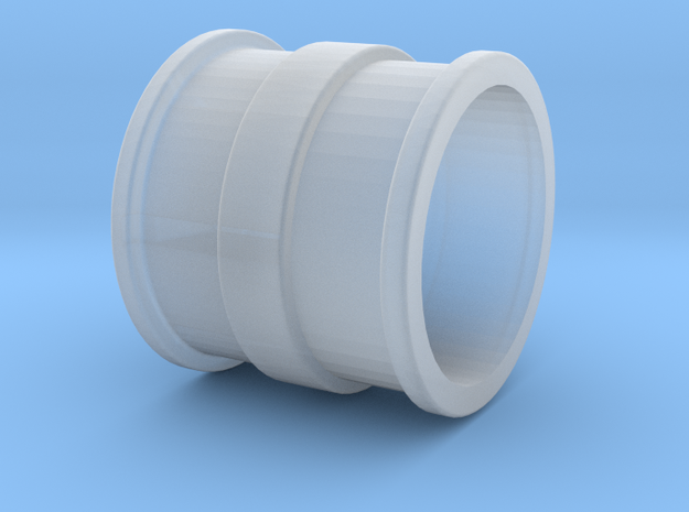 H0 trilex double rim in Smooth Fine Detail Plastic