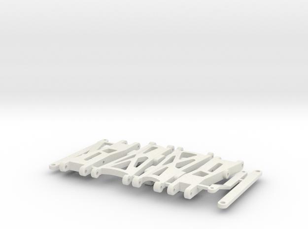 widetrack shapeways 3d printed
